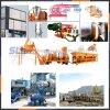 Hete het Mengen zich van het Asfalt van de Verkoop Automatische Installatie in India