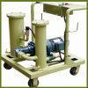 Máquina de gran viscosidad de la filtración del aceite lubricante
