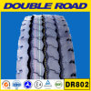 Pneu résistant de camion de double marque de route (900R20)