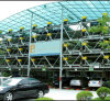 Horizontal vertical Smart Parking System con Pallets