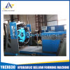 De horizontale Machine van het Vlechten van de Draad van het Roestvrij staal van 24 As voor de Slang van het Metaal