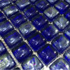 O vidro do mosaico do azul de cobalto Crafts a telha