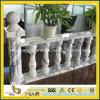 Guangxi White Marble Balustrade pour Building Decoration