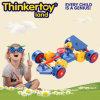 Buntes Plastic Interlocking Toy für Kids