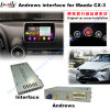 Коробка навигации GPS поверхности стыка мультимедиа подъема HD автомобиля Android для 14-16 Mazda Cx-3