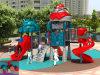 Equipo al aire libre del patio del tema preferido de la robusteza de los niños del grupo de Kaiqi (KQ50061A)