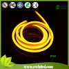 220V DIP Yellow Neon Flex Light mit Miky White PVC