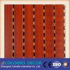 Sound bon marché Absorption Materials Wood Acoustical Panel pour Studios