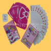 Карточки казина играя карточек нестандартной конструкции бумажные с полным цветом