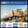 China 8*4 Hyundai Dump Truck mit The Lowest Price