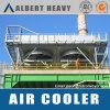 Scambiatore di calore di raffreddamento ad aria per la raffineria