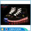 Type chaud ! Chaussures occasionnelles appropriées de sports de ressort et d'été DEL