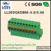 Ll2edgkdbm- 5.0/5.08 Pluggable 끝 구획 연결관