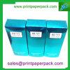 Caja colorida impresa aduana del cosmético del papel del paquete