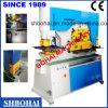 Ironworkers de Q35y 30 Hdyraulic, máquina de perfuração e de corte combinada