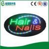 Les cheveux chauds de la vente LED clouent le signe acrylique de lettre (HSH0219)