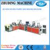 Saco de compra não tecido relativo à promoção de Standrad do Ce que faz a máquina Zd600