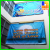 Изготовленный на заказ PVC Flex Banner Display Digital Printing для Advertizing