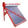 統合非加圧太陽給湯装置システム