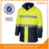 Chaqueta del invierno Jacket/Waterproof de la visibilidad Jacket/Reflective del Sg de la estrella alta