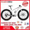 カーボンFatbike完全なカーボン脂肪質のバイク26 カーボン脂肪タイヤ