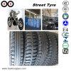 Neumático de la calle, neumático de la motocicleta, neumático