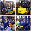 Gabelstapler 3ton KOMATSU Forklift