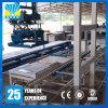 Máquina de moldear del curso de la vida de Xiamen del ladrillo concreto automático hidráulico largo del cemento