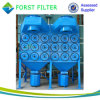 Collettore di polveri industriale della macchina di polacco di Forst