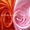 75dx150d de Stof van de Zijde van de Wedijver van de Stof van het Satijn van de polyester voor het Blad van het Beddegoed