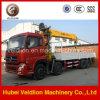 Guindaste montado caminhão de Dongfeng 12ton/12t
