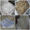 Polished Strip Mosaic Floor для ванной комнаты