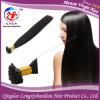 Человеческие волосы Prebonded кератина выдвижения волос конца бразильской девственницы Remy надкожицы волос плоские (PSTB-A586)