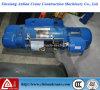 Élévateur électrique rapide/à basse vitesse de câble métallique