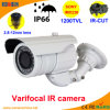sistema da câmera do CCTV de 40m Varifocal IR Imx238 1200tvl