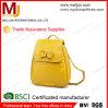 Желтый водоустойчивый Backpack, мешки шнура для вагонетки