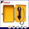 Téléphone industriel Knsp-03t2s Kntech de numérotage automatique de systèmes de communication