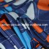 100%Polyester de Afgedrukte Stof van de stof Melkweg voor Kleding/Gordijn/Kledingstuk