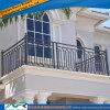 Перила балкона усовика поручня нержавеющей стали