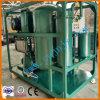Purificador da regeneração do petróleo do transformador, máquina do tratamento do petróleo