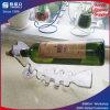 Les poissons dénomment la crémaillère d'étalage simple acrylique de bouteille de vin