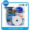 Al por mayor de Guangzhou en blanco para imprimir discos grabables DVD virgen