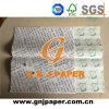 Gedrucktes Papier verwendet auf Nahrungsmittelverpackung für Osten-Markt