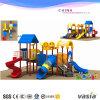 Im Freienwald scherzt Spielplatz-Gerät (VS2-160624-33A)