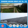 Réseau bleu d'ombre de Sun de sécurité dans la construction de taux d'ombre du HDPE 180g 9 Needled 95 de qualité