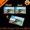 Hawaili 조경 선물 카드 USB 펜 드라이브 (YT-3101)