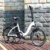 يطوي درّاجة كهربائيّة مع [10ه] [ليثيوم بتّري]