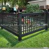Пластичная расширяемый шпалера сада/гальванизированная загородка сада