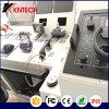 Telefono della prigione del telefono Knzd-07A dell'acciaio inossidabile delle coperture della lega di alluminio con il migliore prezzo
