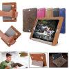 Caisse en cuir sèche pour l'iPad